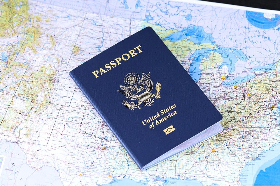 americký pas