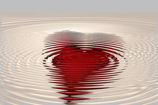 srdce a voda