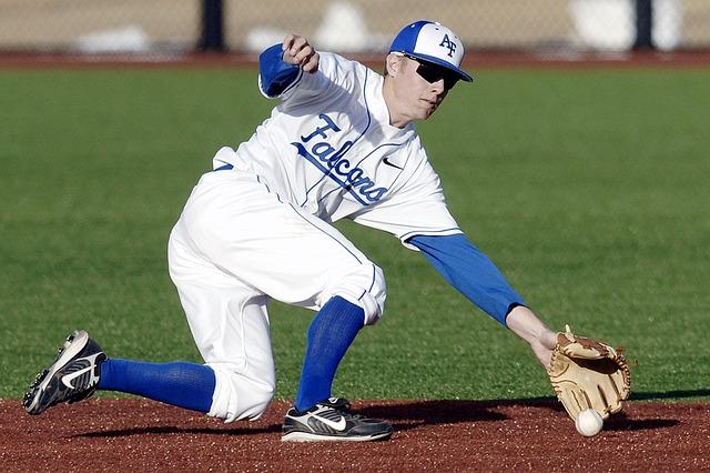 baseballový hráč