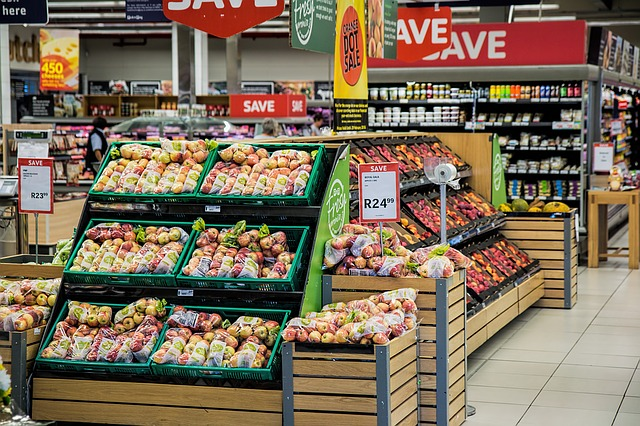 prodej jablek