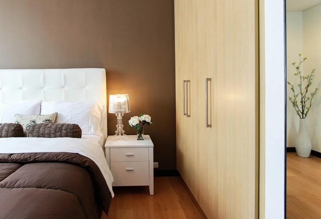 ložnice a skříně